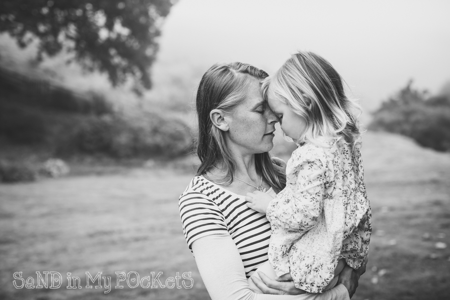 a mother daughter moment family photography